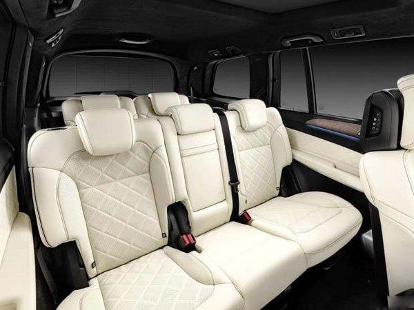 奔驰GLS400平行进口 越野潮款97万低价售-图6