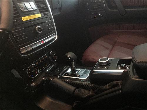 2017款美规奔驰G550与G500区别解析-图6