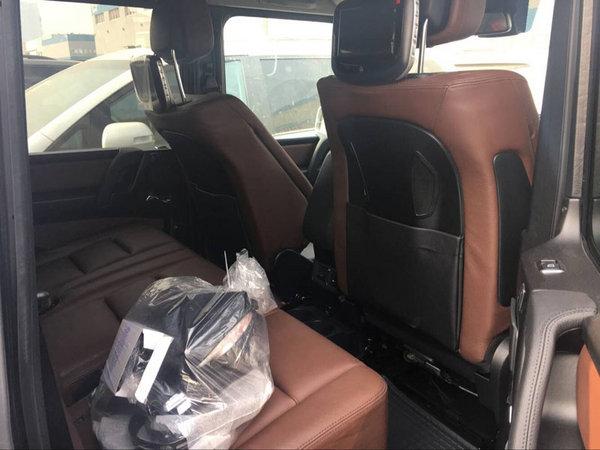 17款奔驰G500现车 优雅复古越野降价飓风-图9