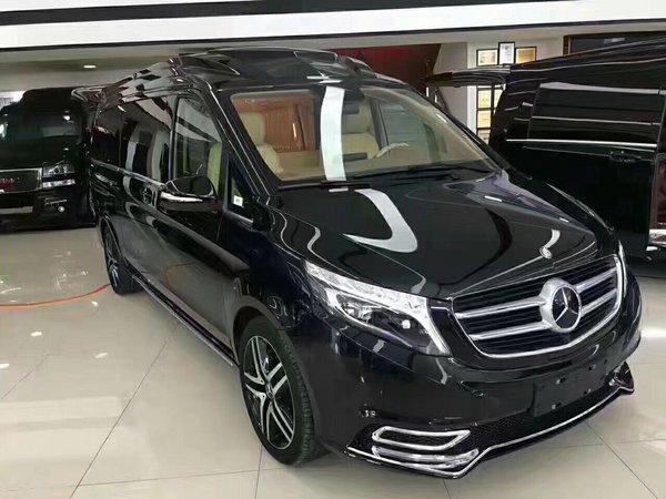2017款福建奔驰V260L 全面解读高端商务-图1