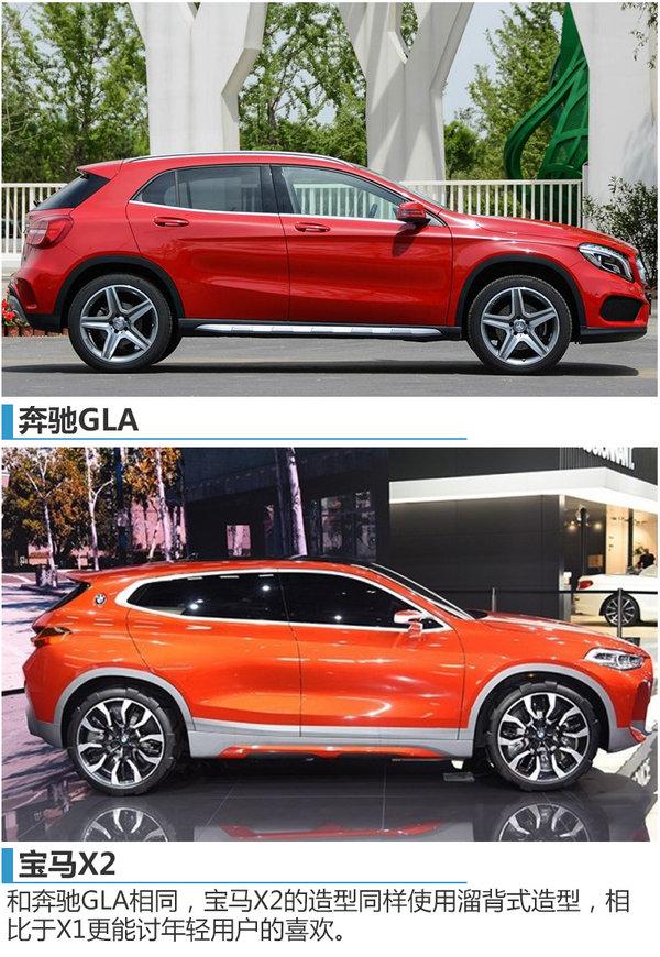 宝马将推全新跨界SUV-X2 竞争奔驰GLA-图4