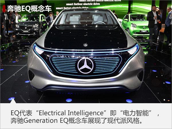 奔驰将国产新一代电动车 首款确定为SUV-图3