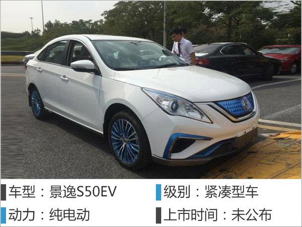 11月18日多款新能源汽车 首发/亮相-图-图4