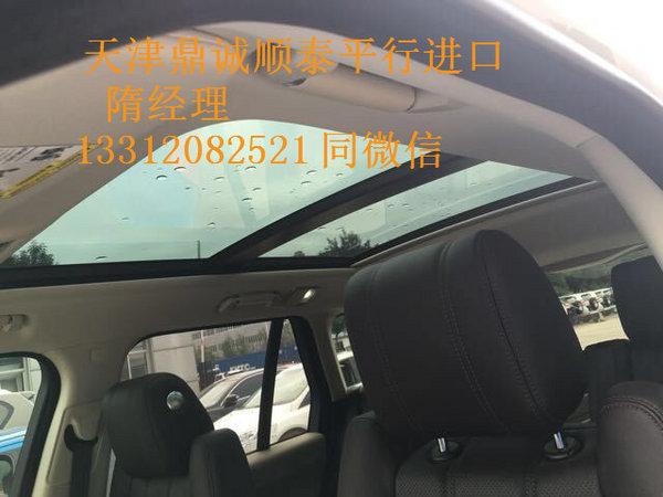 2017款路虎揽胜行政柴油汽油3.0 HSE车源-图9