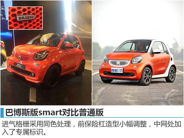 smart巴博斯版将18日上市 大马力带小车-图3