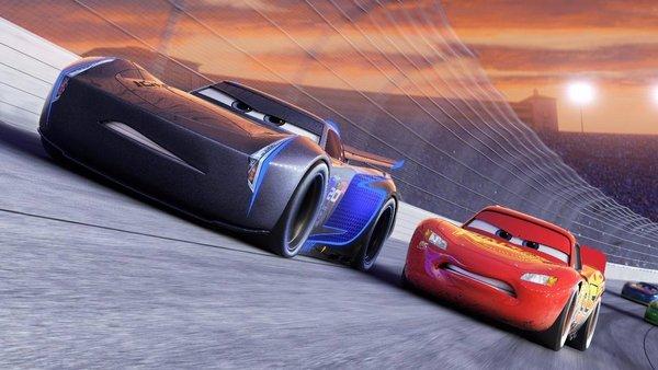 《赛车总动员3》中角色的原型车你认识几个?-图24