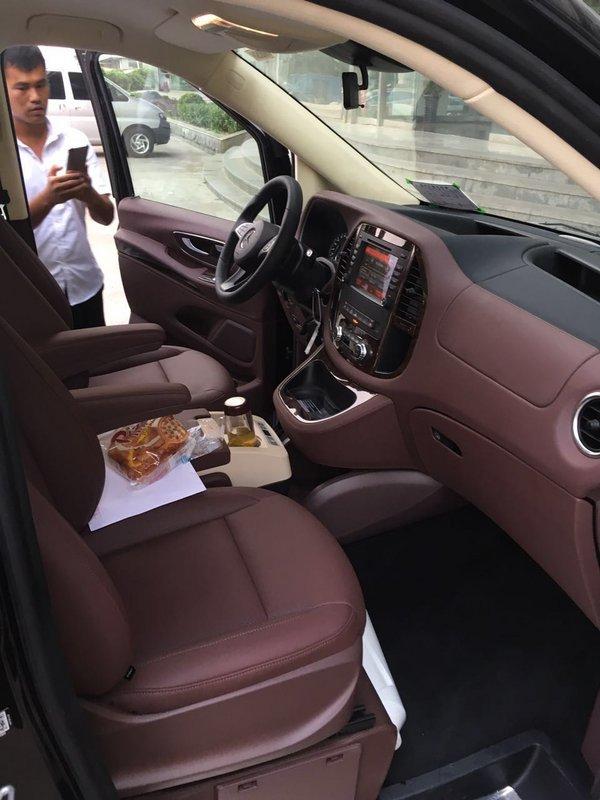 奔驰麦特斯商务首席 2.0T汽油版七座现车-图9