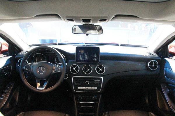 天生无畏 新一代奔驰GLA SUV云南放开活-图15