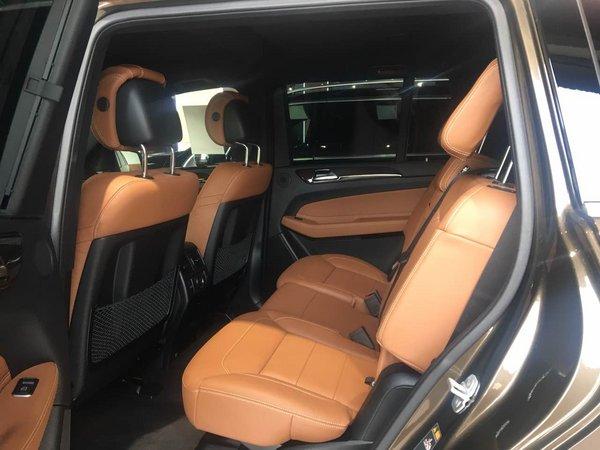 17款奔驰GLS450 加拿大版豪华越野最低价-图7