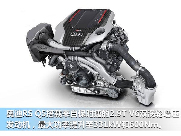 奥迪RS家族产品线将增至16款 涵盖SUV领域-图7