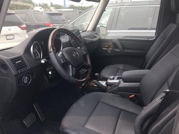 奔驰G500复古情怀大气范 优惠创新佳绩-图5