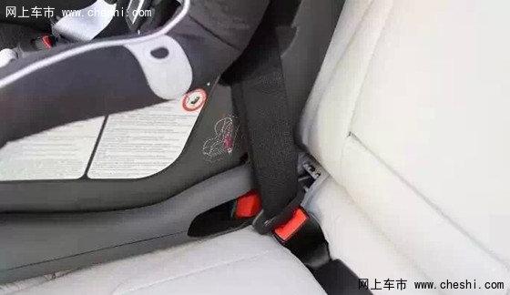 潮州骏荣 教你安装奔驰儿童安全座椅!