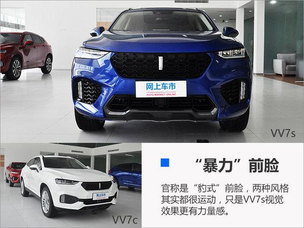 [成都新车]自主高端新定义 全新WEY-VV7-图2
