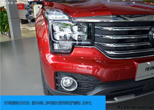 """""""7""""开得胜 都市5座大SUV GS7深圳实拍-图3"""