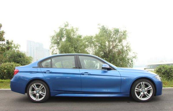 动力就像存款  试驾BMW330LI-图4