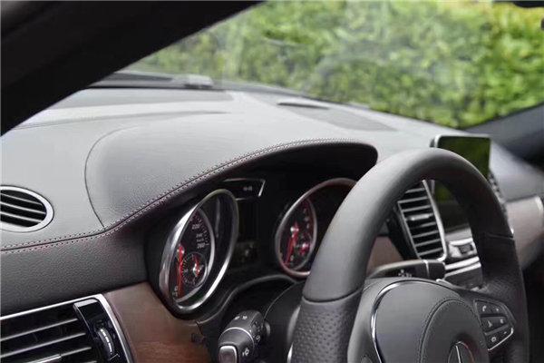 2017款奔驰GLS450加版 承载梦想沸腾降价-图7