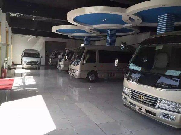 丰田柯斯达12座-23座改装年底优惠15万-图2