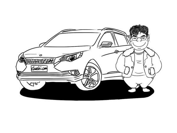 车坛脱口秀-三胖撩车之启辰T90为啥火-图3