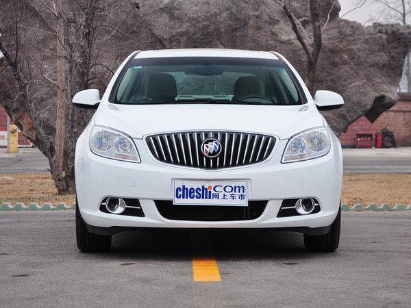 在外观方面,2013款英朗GT没有任何变化,长宽高依然为4671mm、图片