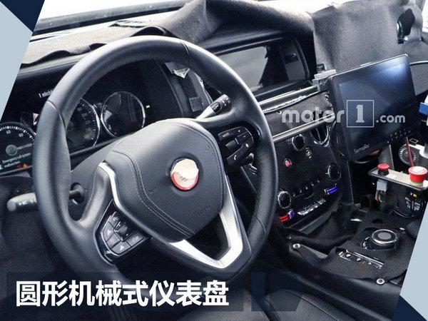 劳斯莱斯将推首款SUV 马车式开门/竞争宾利添越-图5