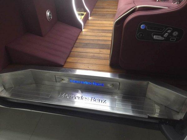 奔驰麦特斯商务首席 2.0T汽油版七座现车-图11