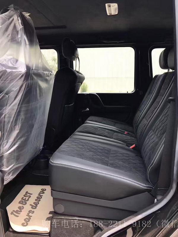 2017款奔驰G500 4x4复古型座驾领衔优惠-图9