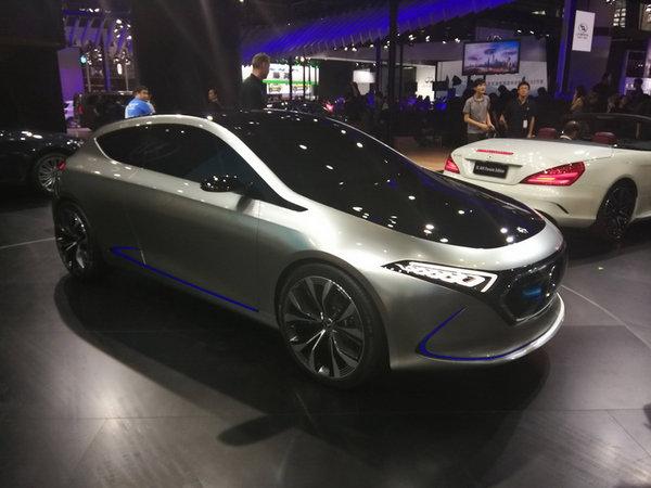 2017广州车展:预示未来的先驱者概念车合集-图4