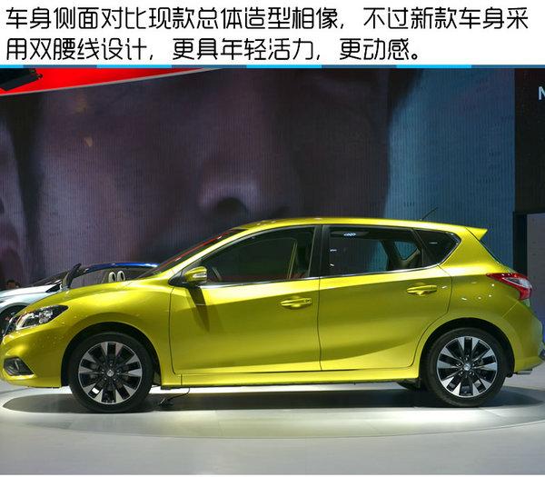 2016北京车展 东风日产新款骐达实拍-图6