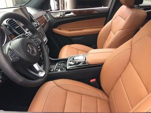 2017款奔驰GLS450 百万全尺寸豪华7座SUV-图6