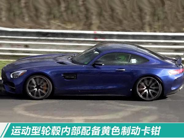 新款梅赛德斯-AMG GT 动力升级/将于12月上市-图2