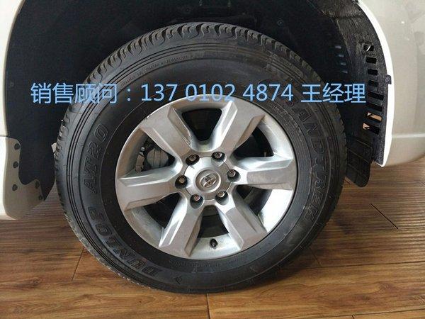 2017款丰田霸道2700报价 现车促销特价-图7