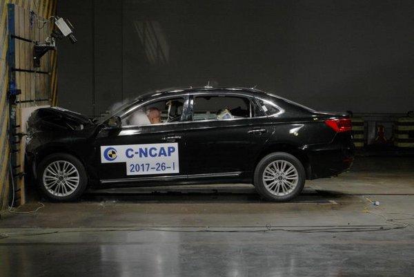 越级品质 瑞风A60获C-NCAP五星安全认证-图2