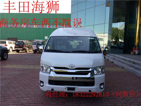 丰田海狮商务客车 纯进口海狮13座7座8座高清图片