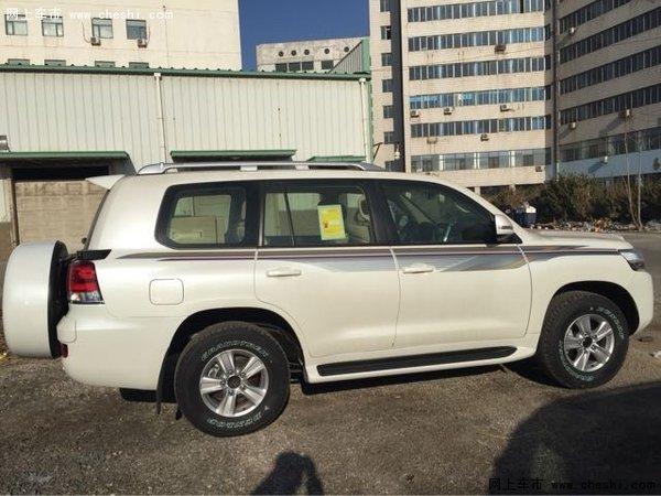 16款丰田酷路泽4000价格 天窗版陆巡现车-图3
