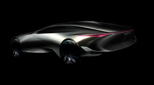 乐视超级汽车概念图曝光 或定位中高端?_科技-网上车市