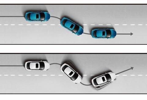 这些30万车型的科技装备,这台紧凑级轿车上都有-图7