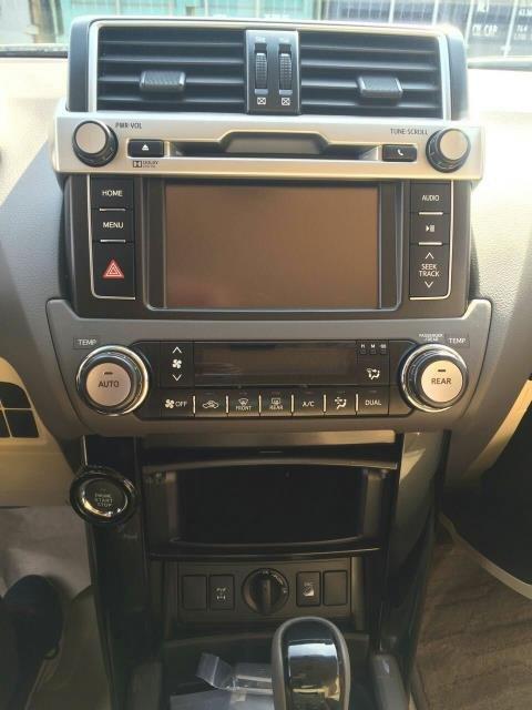 17款霸道4000TXL中东版现车最新优惠价格-图6