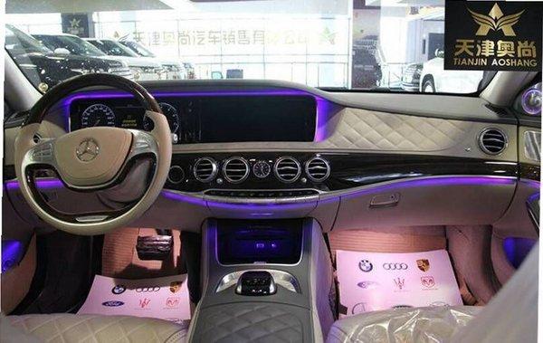 17款迈巴赫S600报价 巴博斯版豪车福利多-图8