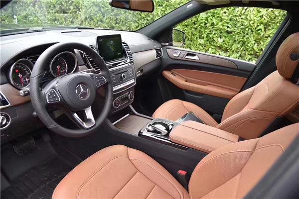 2017款奔驰GLS450加版 承载梦想沸腾降价-图5