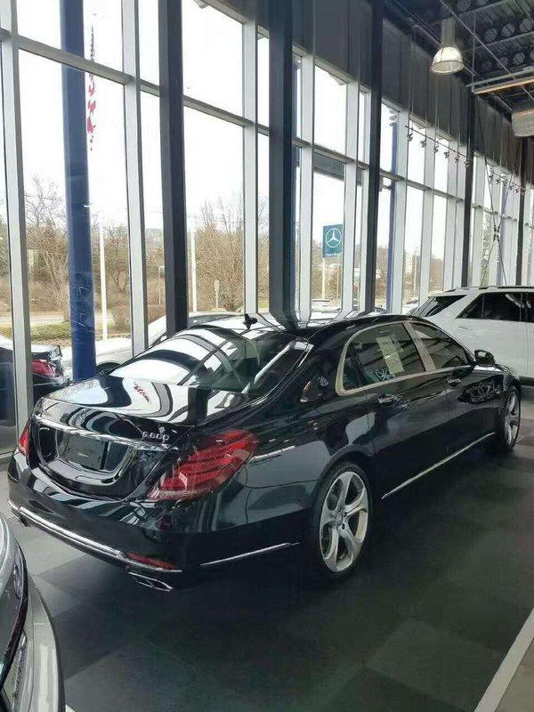奔驰迈巴赫S600降价 私人头等舱魅力无限-图4