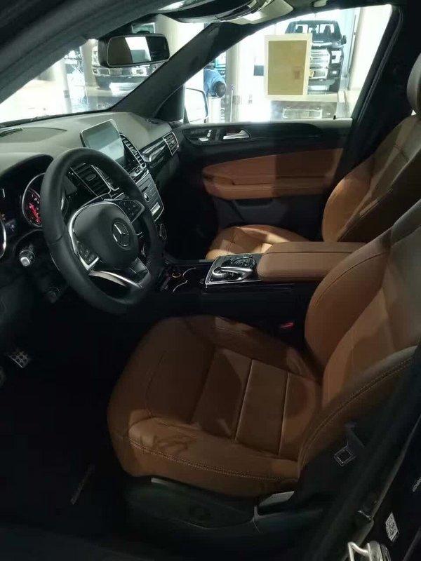 17款奔驰GLE43AMG现车 豪华越野直击底价-图7