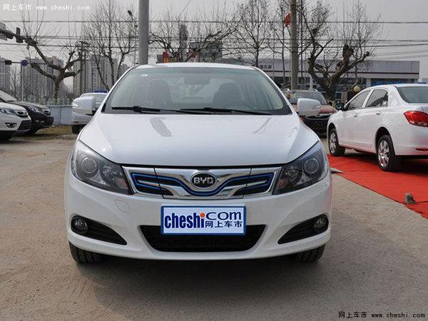 比亚迪秦EV300/e5上市 售22.98-30.98万-图7