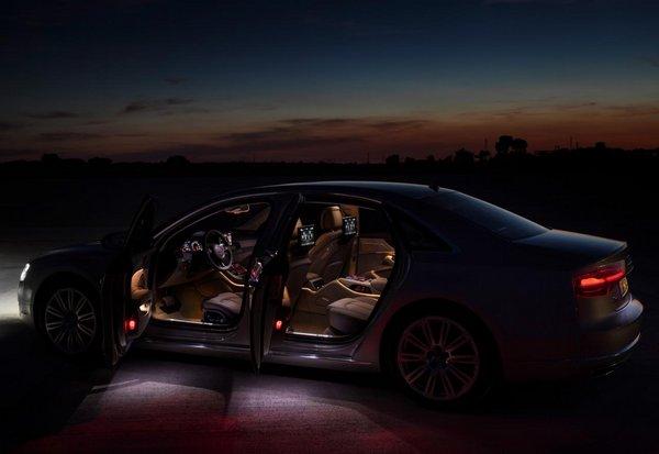 奥迪全新A8 Sport发布 4.7秒破百/新升级_奥迪A8_进口新车-网上车市