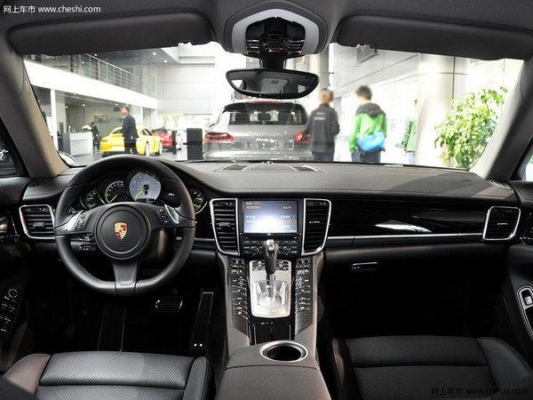 Panamera优惠高达12万 现车充足-图1