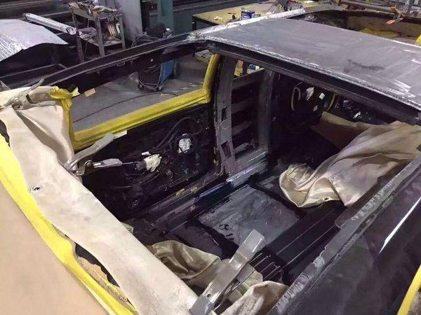 奔驰迈巴赫S600加长 5.98米整车改装实拍图片