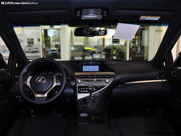 雷克萨斯RX热销中 购车售价41.8万元起-图3