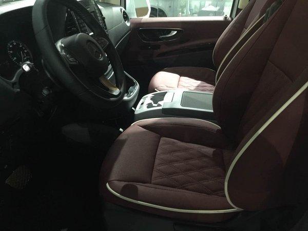 奔驰麦特斯商务首席 2.0T汽油版七座现车-图8