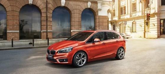新BMW 2系旅行车 二胎时代的出行新方式-图1