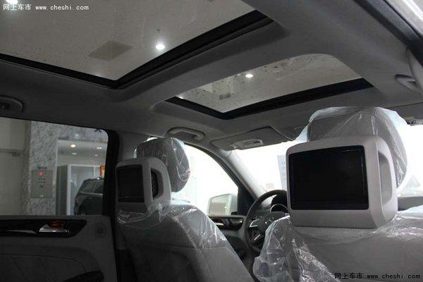 奔驰GL350霸气越野 增压SUV七座配置解析-图12
