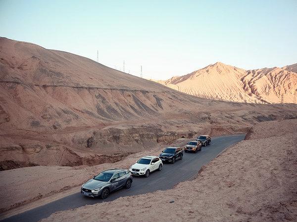 雪沙同路,勇者同行 英菲尼迪新疆之旅-图8